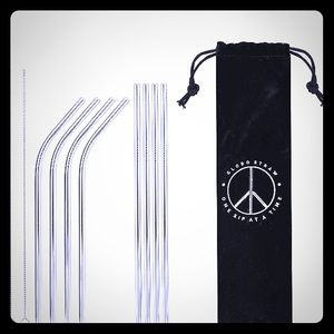 Other - Reusable Stainless Still Straw